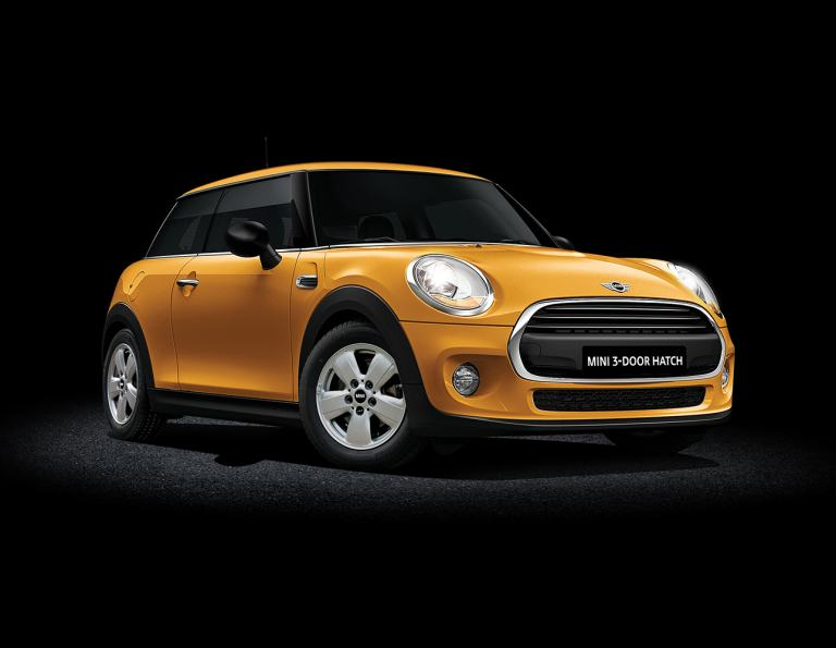 Economical Price. Extortionate Power. MINI 3 Door Hatchback